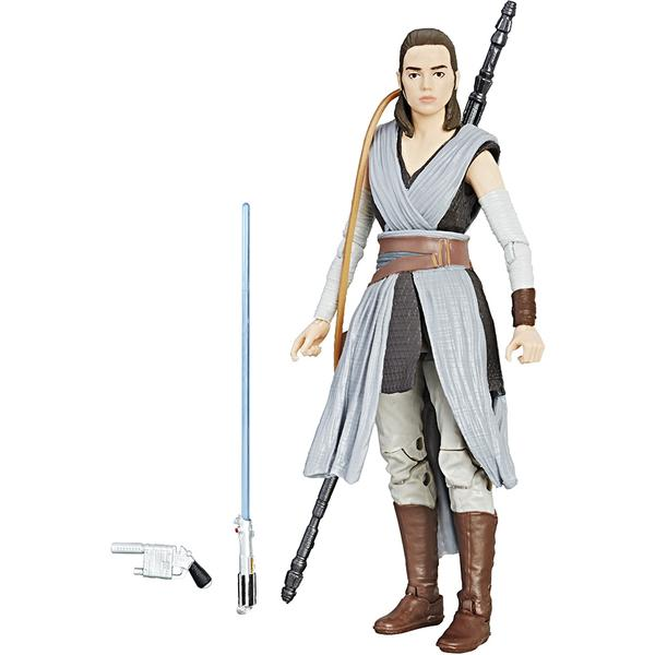 Star Wars E8 Black Series Rey Figure