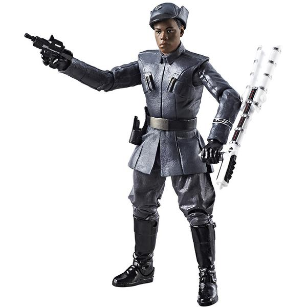 Star Wars E8 Black Series Finn Figure