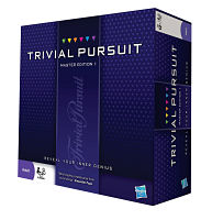 Trivial Pursuit Master Edition Board...