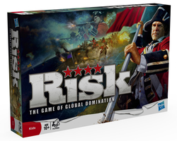 Risk Boardgame
