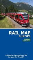 Rail Map of Europe: 1st Edition, 2nd...
