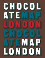 London Chocolate Map: 2015