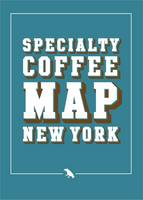 New York Coffee Map: 2015