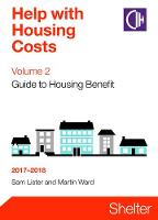 Help With Housing Costs Volume 2:...