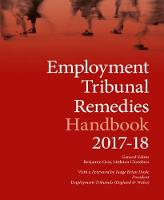 Employment Tribunal Remedies ...