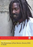The Reasonings of Buju Banton, Bounty...