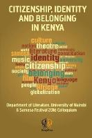 Citizenship, Identity and Belonging ...