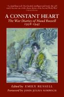 A Constant Heart: The War Diaries of...