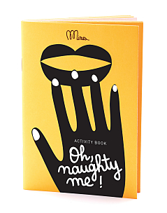 Oh, Naughty Me! Activity Book