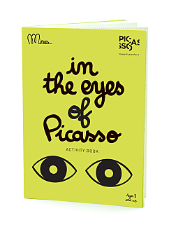 In The Eyes of Picasso Activity Book