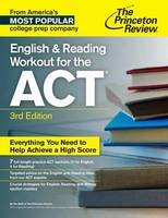 English and Reading Workout for the ACT