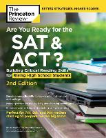 Are You Ready for the SAT and ACT?:...