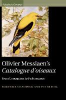 Olivier Messiaen's Catalogue...