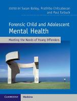 Forensic Child and Adolescent Mental...