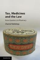 Tax, Medicines and the Law: From...