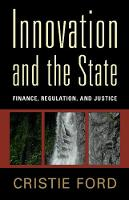 Innovation and the State: Finance,...