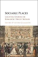 Sociable Places: Locating Culture in...
