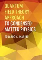 Quantum Field Theory Approach to...