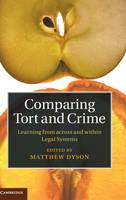 Comparing Tort and Crime: Learning...