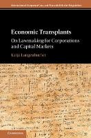 Economic Transplants: On Lawmaking ...