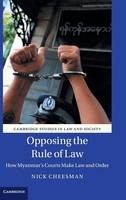Opposing the Rule of Law: How...
