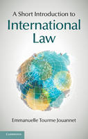 A Short Introduction to International...