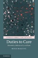 Duties to Care: Dementia,...