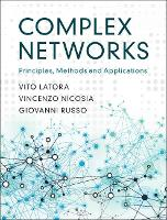 Complex Networks: Principles, Methods...