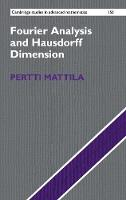 The Fourier Analysis and Hausdorff...
