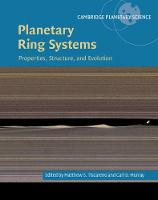 Planetary Ring Systems: Properties,...