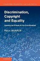 Discrimination, Copyright and...