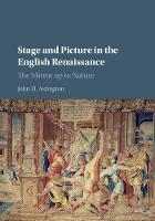Stage and Picture in the English...