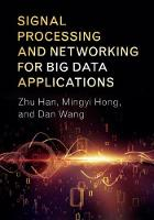 Signal Processing and Networking for...