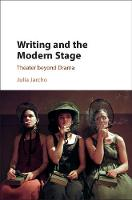 Writing and the Modern Stage: Theater...