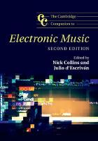 The Cambridge Companion to Electronic...