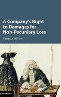 A Company's Right to Damages for...