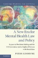 A New Era for Mental Health Law and...