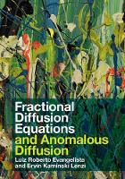 Fractional Diffusion Equations and...