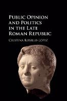 Public Opinion and Politics in the...