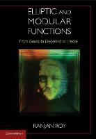 Elliptic and Modular Functions from...