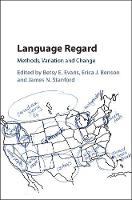Language Regard: Methods, Variation...
