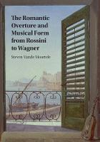 The Romantic Overture and Musical ...