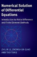 Numerical Solution of Differential...