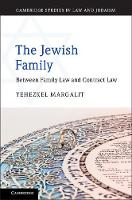 The Jewish Family: Between Family Law...