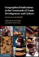 Geographical Indications at the...