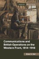 Communications and British Operations...