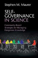 Self-Governance in Science:...