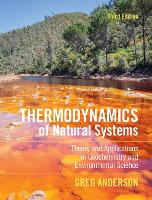 Thermodynamics of Natural Systems:...