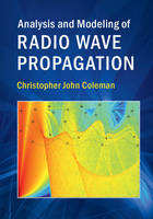 Analysis and Modeling of Radio Wave...