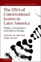 The DNA of Constitutional Justice in...